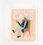 http://www.thepaperparlour.co.uk/acatalog/Rifle-Paper-Co.-You-re-The-Cat-s-Pajamas-Card.html